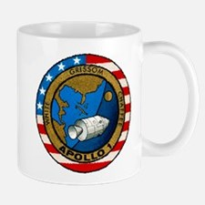 Apollo 1 Mission Patch Mug
