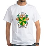 O'Crotty Coat of Arms White T-Shirt