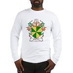 O'Crotty Coat of Arms Long Sleeve T-Shirt