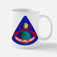 Apollo 8 Mission Patch Mug