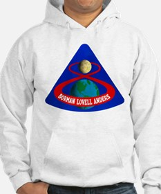 Apollo 8 Mission Patch Hoodie