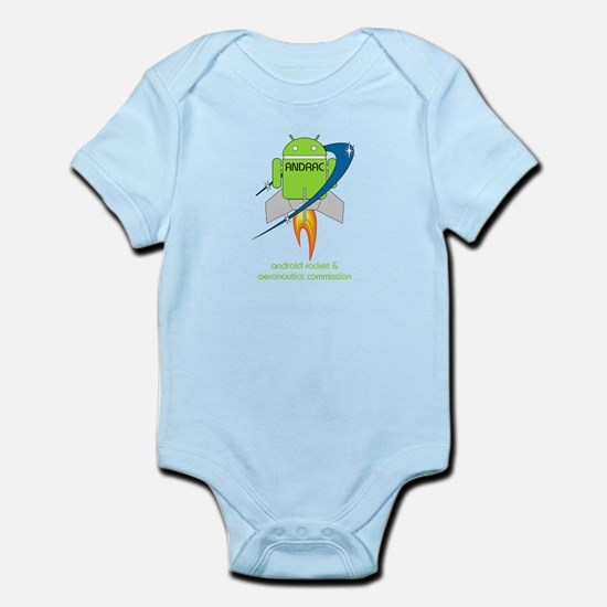 ANDRAC Infant Bodysuit
