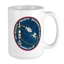 Apollo 9 Mission Patch Mug