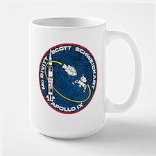 Apollo 9 Mission Patch Mug