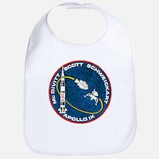 Apollo 9 Mission Patch Bib