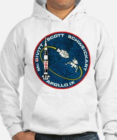 Apollo 9 Mission Patch Hoodie