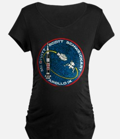 Apollo 9 Mission Patch T-Shirt
