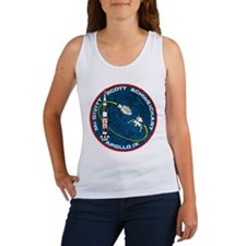 Apollo 9 Mission Patch Women's Tank Top