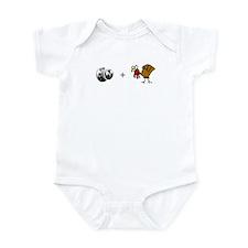 Knob Gobbler Infant Creeper