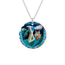 Apollo 10 Mission Patch Necklace
