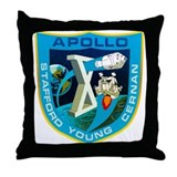 Apollo10 Throw Pillows