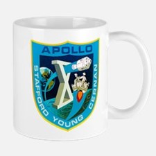 Apollo 10 Mission Patch Mug