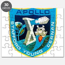 Apollo 10 Mission Patch Puzzle