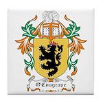 O'Cosgrave Coat of Arms Tile Coaster