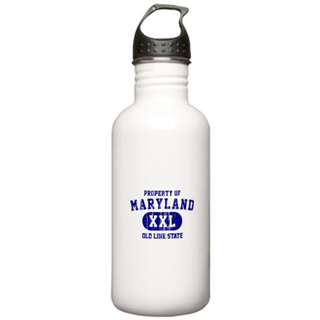 Property o Maryland, Old Line State Stainless Wate