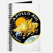 Apollo 13 Mission Patch Journal