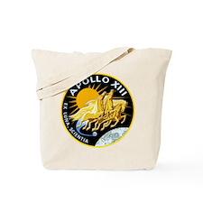Apollo 13 Mission Patch Tote Bag