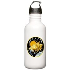 Apollo 13 Mission Patch Water Bottle