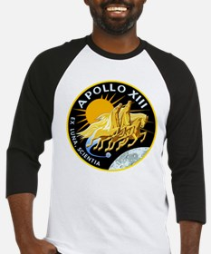 Apollo 13 Mission Patch Baseball Jersey