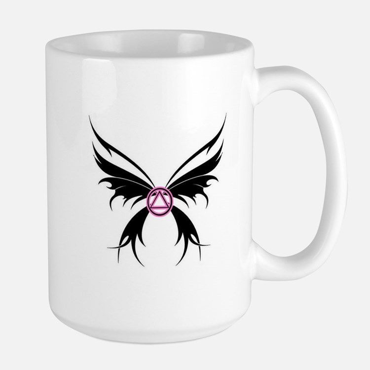 Womans Tribal Butterfly 2000x2000.png Mug