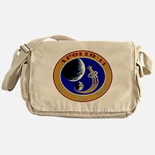 Apollo 14 Mission Patch Messenger Bag