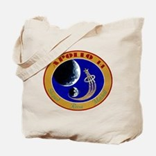 Apollo 14 Mission Patch Tote Bag