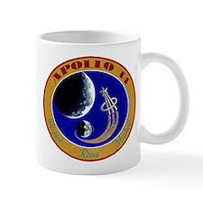 Apollo 14 Mission Patch Mug
