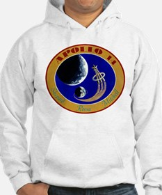 Apollo 14 Mission Patch Hoodie