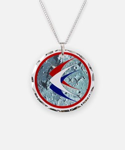Apollo 15 Mission Patch Necklace