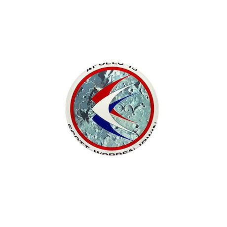 Apollo 15 Mission Patch Mini Button (100 pack)