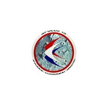 Apollo 15 Mission Patch Mini Button
