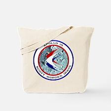 Apollo 15 Mission Patch Tote Bag