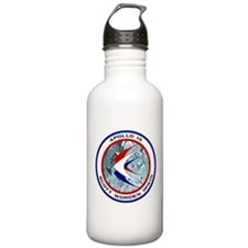Apollo 15 Mission Patch Water Bottle