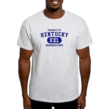 Property of Kentucky, Bluegrass State Light T-Shir