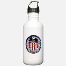 Apollo 16 Mission Patch Water Bottle