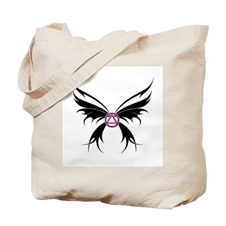 Womans Tribal Butterfly 2000x2000.png Tote Bag