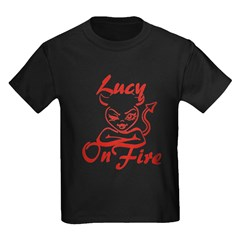 Lucy On Fire T