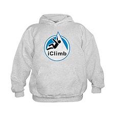 Rock Climber Hoodie