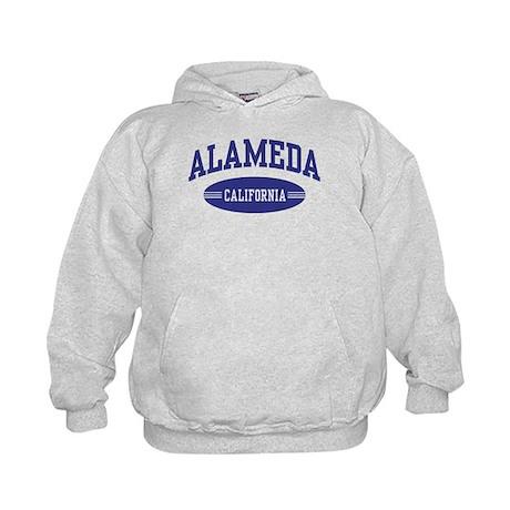 Alameda California Kids Hoodie