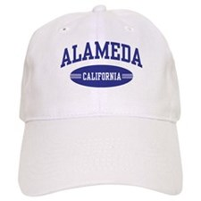 Alameda California Baseball Cap