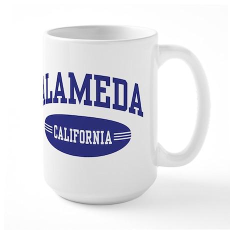 Alameda California Large Mug
