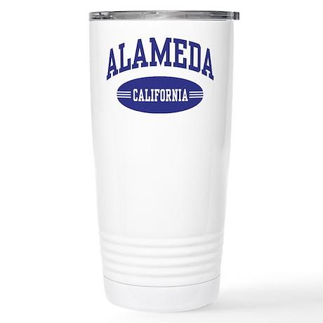 Alameda California Stainless Steel Travel Mug