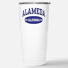 Alameda California Travel Mug