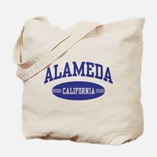 Alameda California Tote Bag