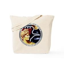 Apollo 17 Mission Patch Tote Bag