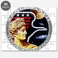 Apollo 17 Mission Patch Puzzle