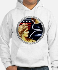 Apollo 17 Mission Patch Hoodie