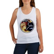 Apollo 17 Mission Patch Women's Tank Top