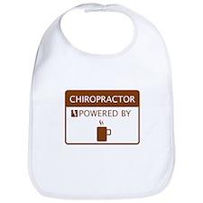 Chiropractor Powered by Coffee Bib