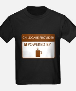 Childcare Provider Powered by Coffee T